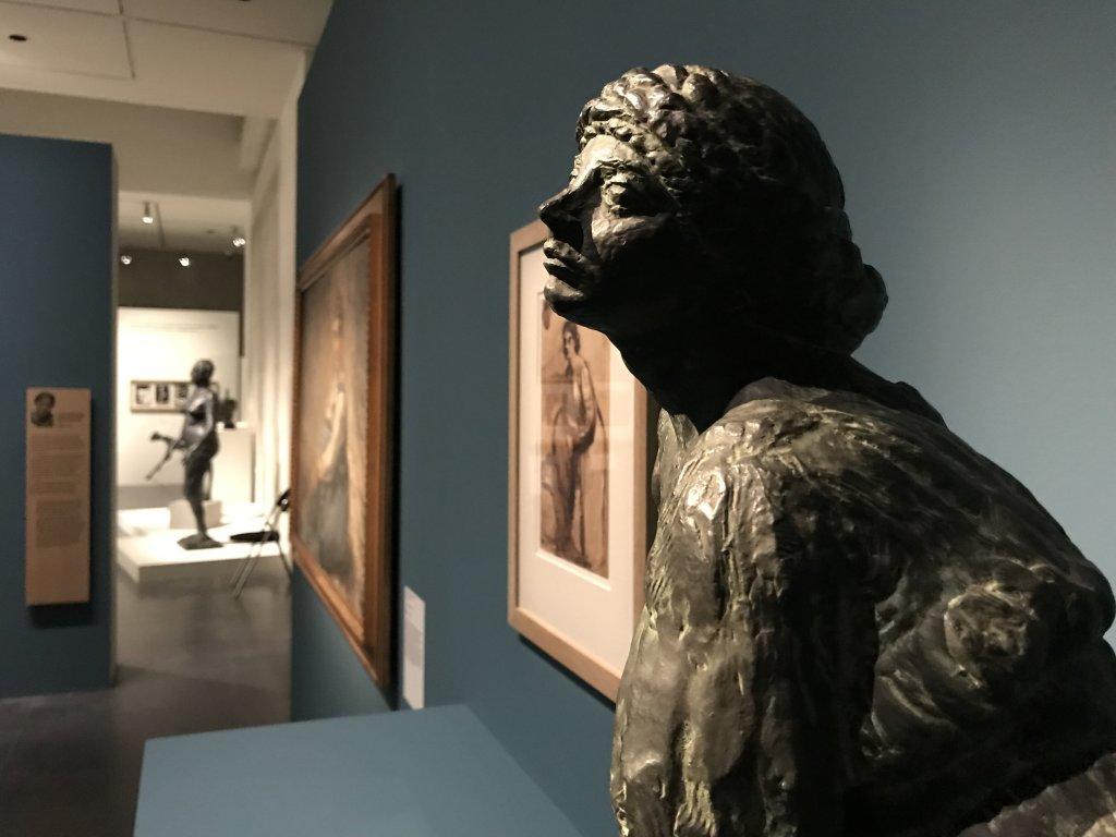 Vue de l'exposition Transmission, Transgression - Musée Bourdelle (26)