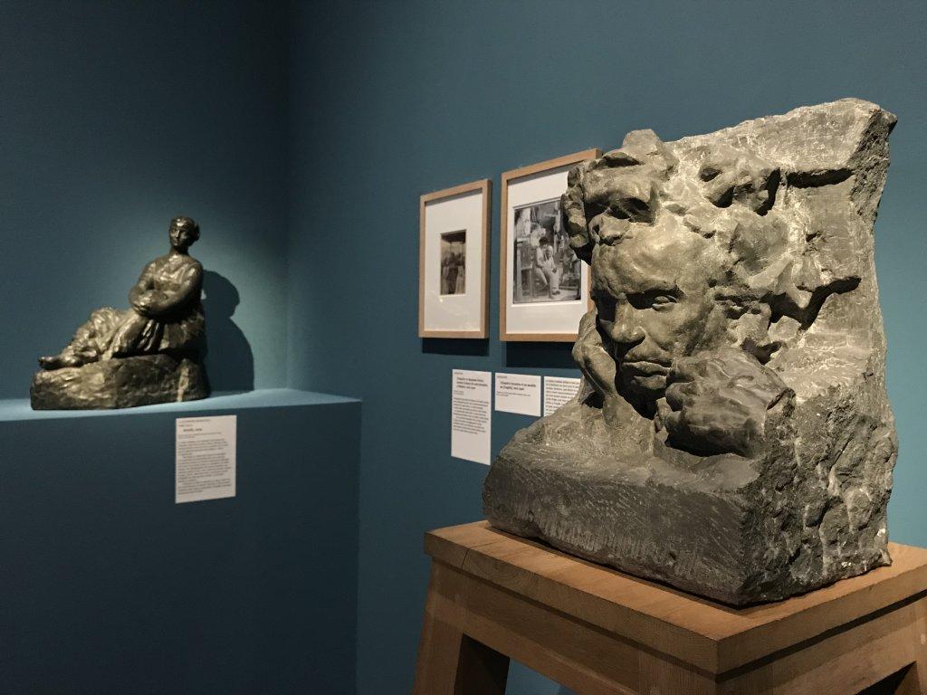 Vue de l'exposition Transmission, Transgression - Musée Bourdelle (28)