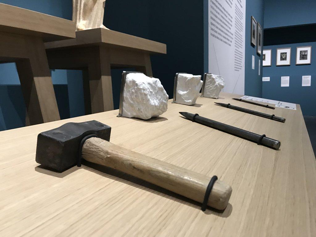 Vue de l'exposition Transmission, Transgression - Musée Bourdelle (32)