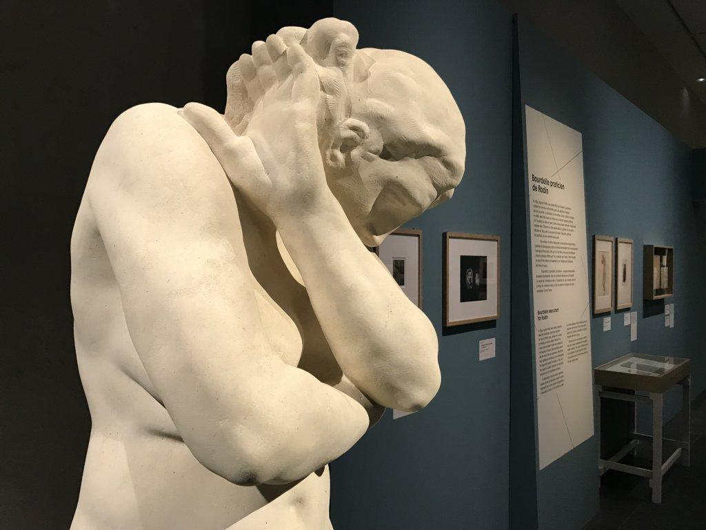 Vue de l'exposition Transmission, Transgression - Musée Bourdelle (4)