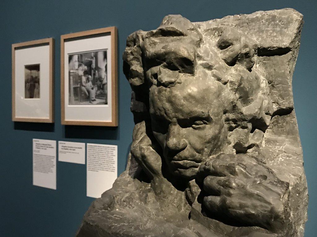Vue de l'exposition Transmission, Transgression - Musée Bourdelle (45)