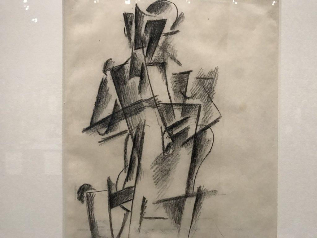 Vue de l'exposition Transmission, Transgression - Musée Bourdelle (47)