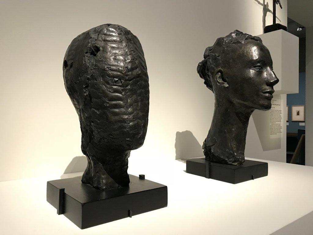 Vue de l'exposition Transmission, Transgression - Musée Bourdelle (49)