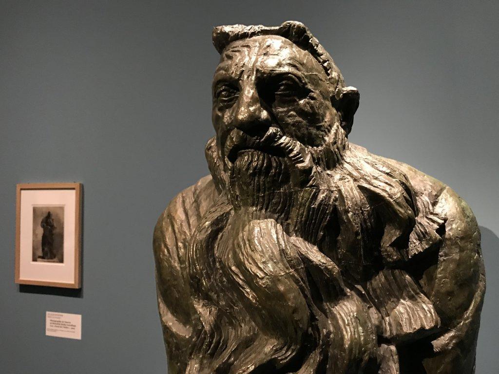 Vue de l'exposition Transmission, Transgression - Musée Bourdelle (5)