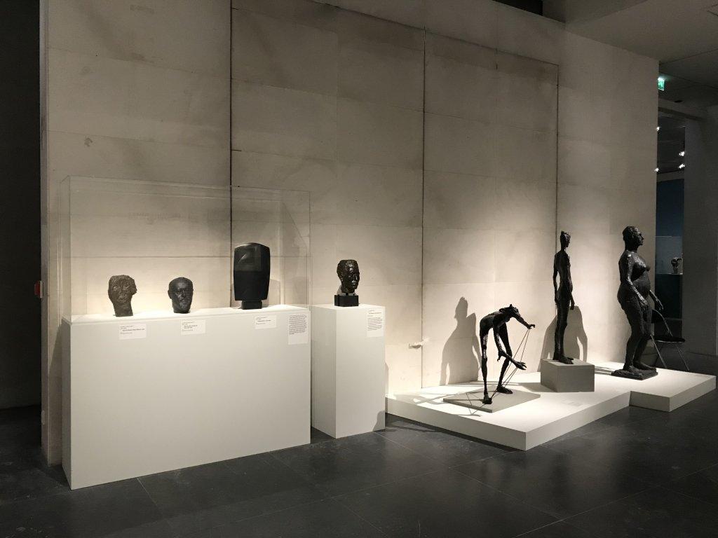 Vue de l'exposition Transmission, Transgression - Musée Bourdelle (8)