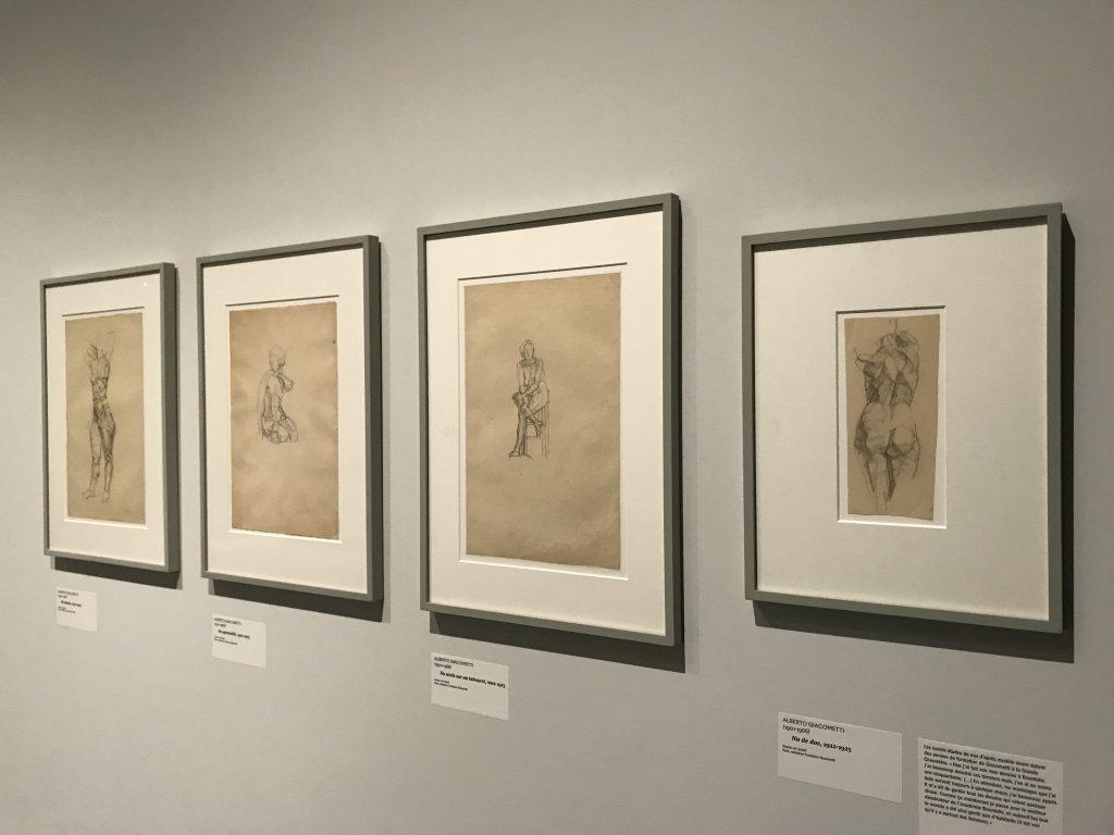 Vue de l'exposition Transmission, Transgression - Musée Bourdelle (9)