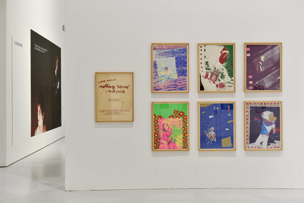 Vue de l'exposition Vingt-quatre heures de la vie d'une femme - MAMC Saint Etienne (45)