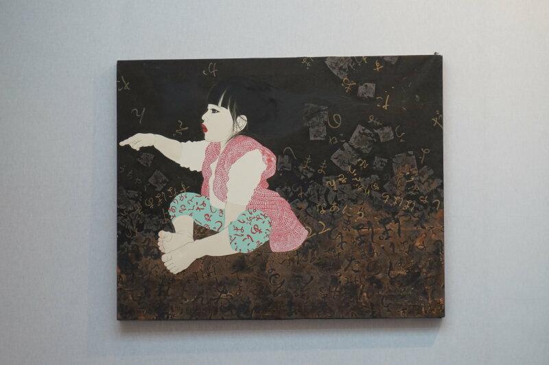 Vue de l'exposition - YIA Art Fair 2018