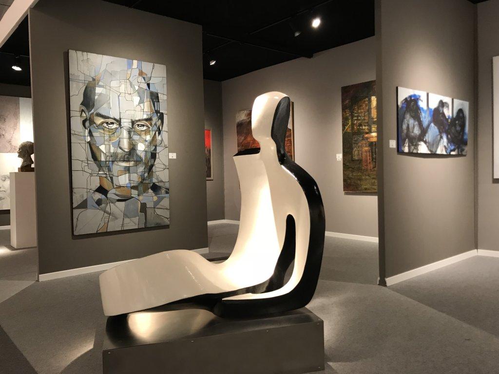 Vue du Salon d'Automne 2018 - Champs-Elysées (126)