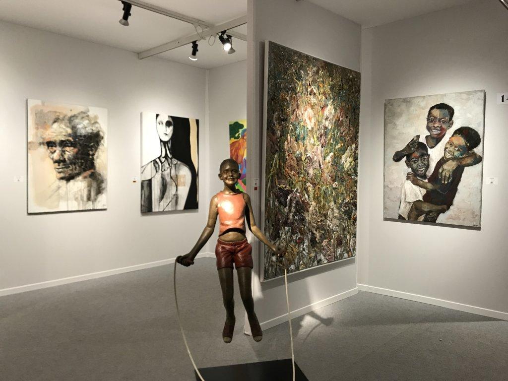 Vue du Salon d'Automne 2018 - Champs-Elysées (24)