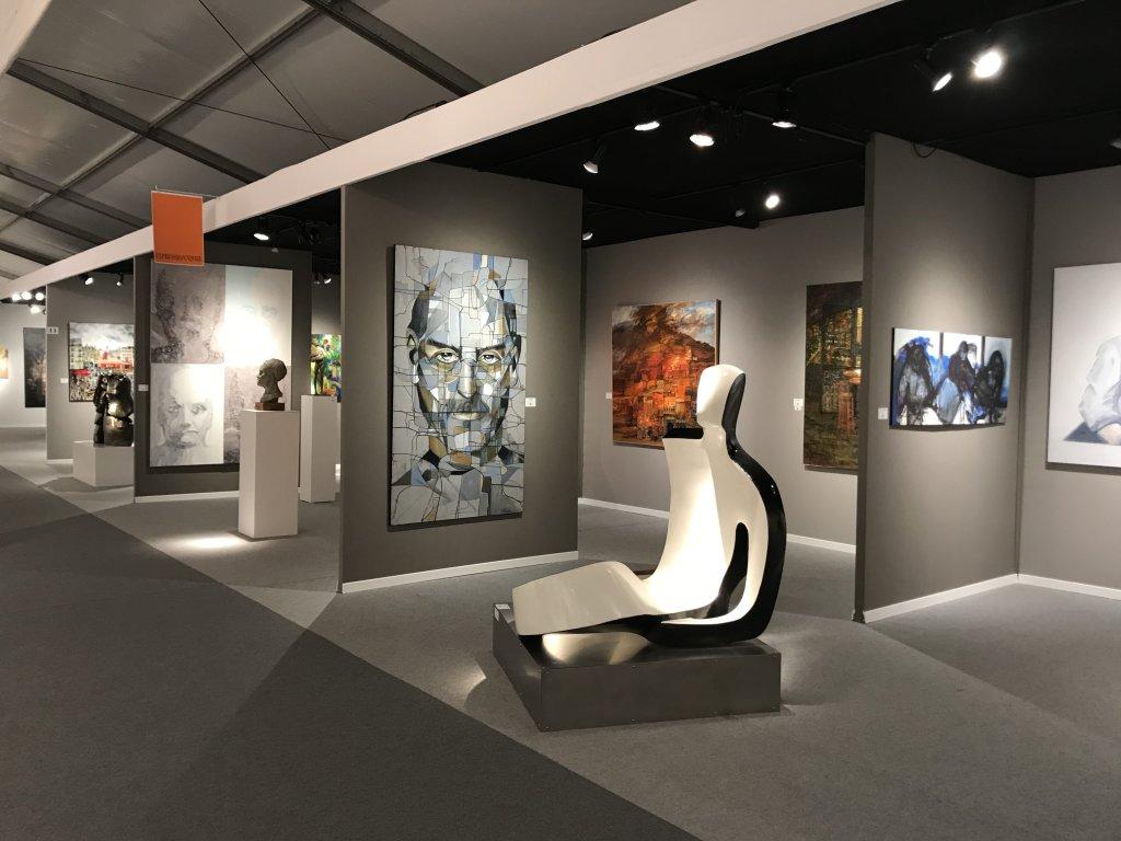 Vue du Salon d'Automne 2018 - Champs-Elysées (39)