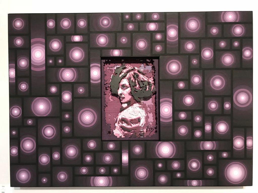 Vue du Salon d'Automne 2018 - Champs-Elysées (92)