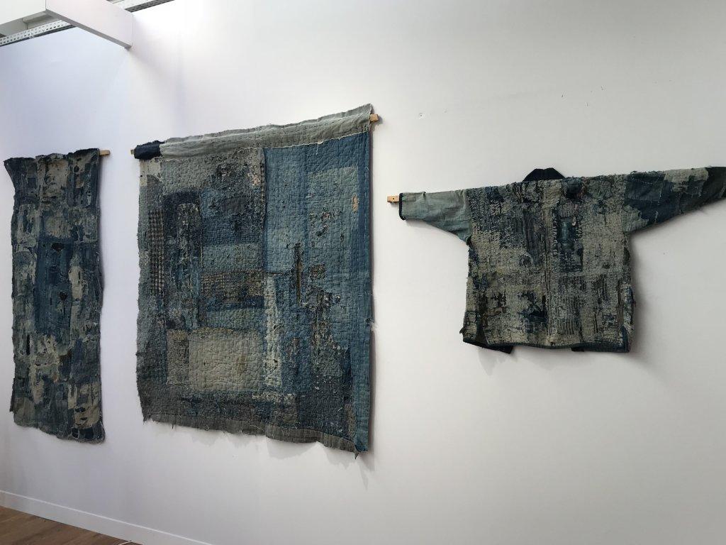 Vue du salon Outsider Art Fair 2018, à l'Atelier Richelieu (22)