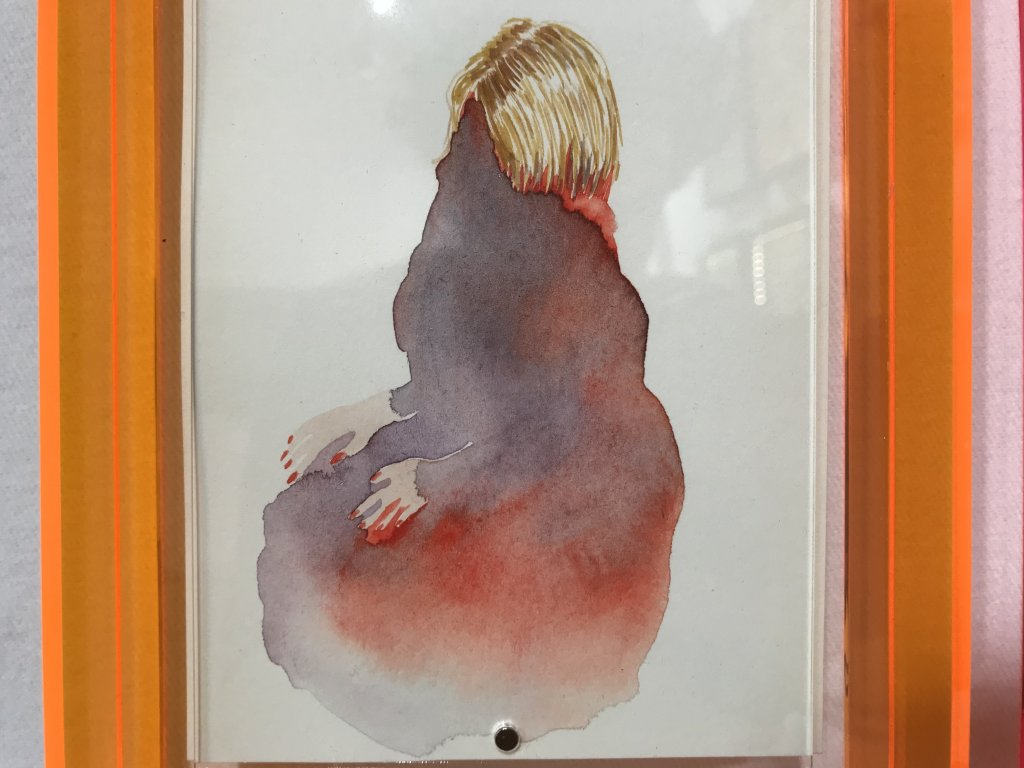 Vue du salon Outsider Art Fair 2018, à l'Atelier Richelieu (85)
