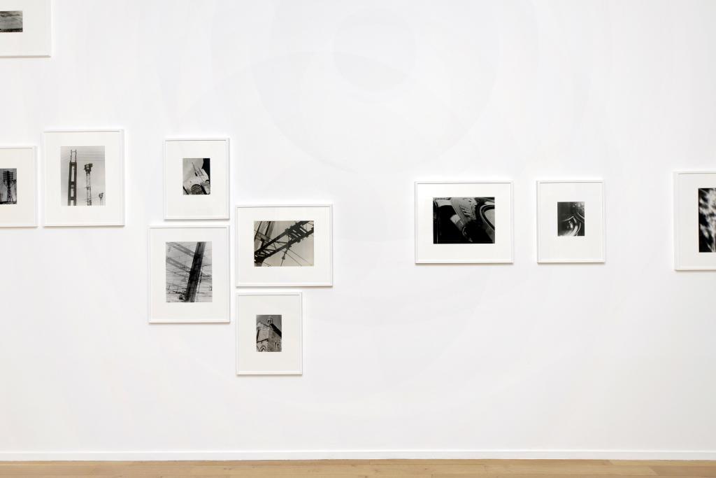 Raoul Hausmann, Nous ne sommes pas des photographes, vue d'exposition