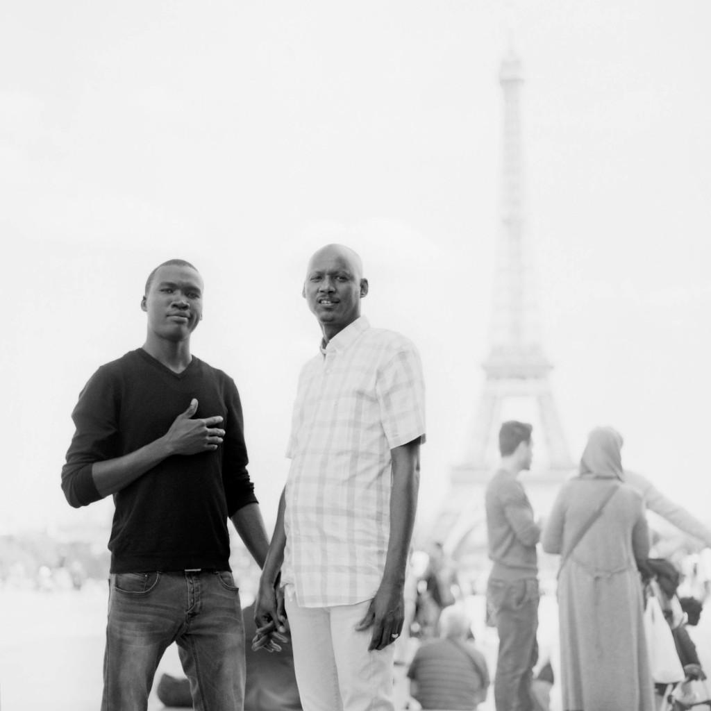 Mohamed Cherif et Ima D