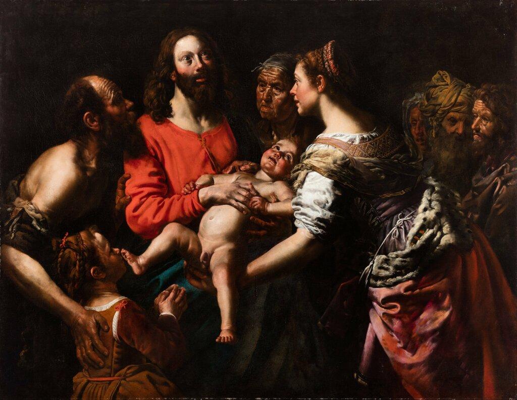 Théodore van Loon, Laissez venir à moi les petits enfants