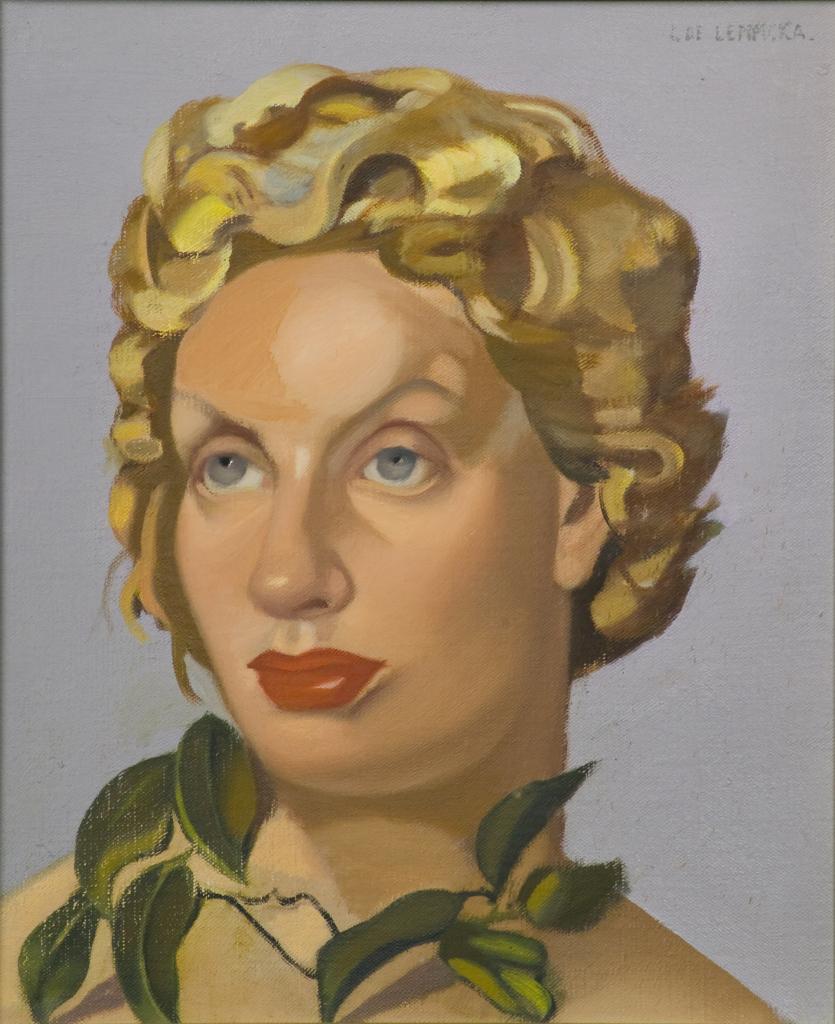 Tamara de Lempicka, Kizette adulta, 1951