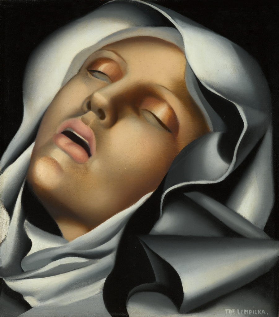 Tamara de Lempicka, Santa Teresa de Ávila, 1930