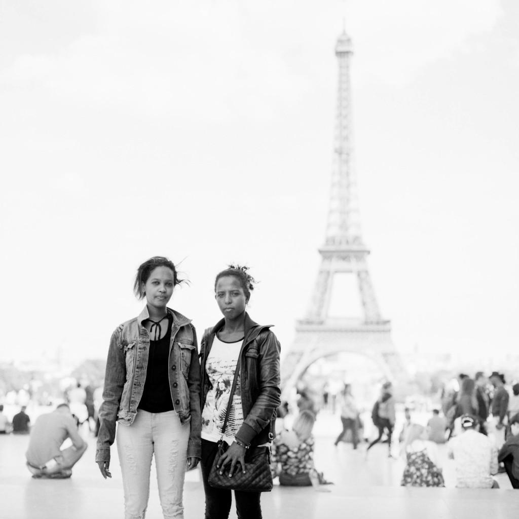 Rose et Khadija