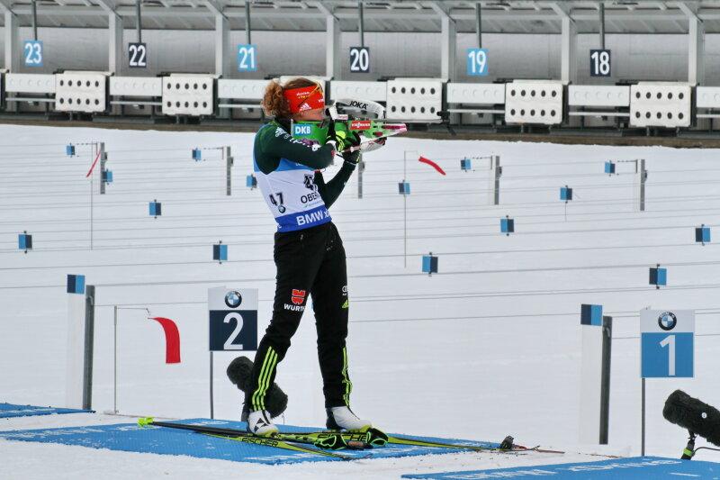 Biathlon World Cup Oberhof 2018 - Sprint Women