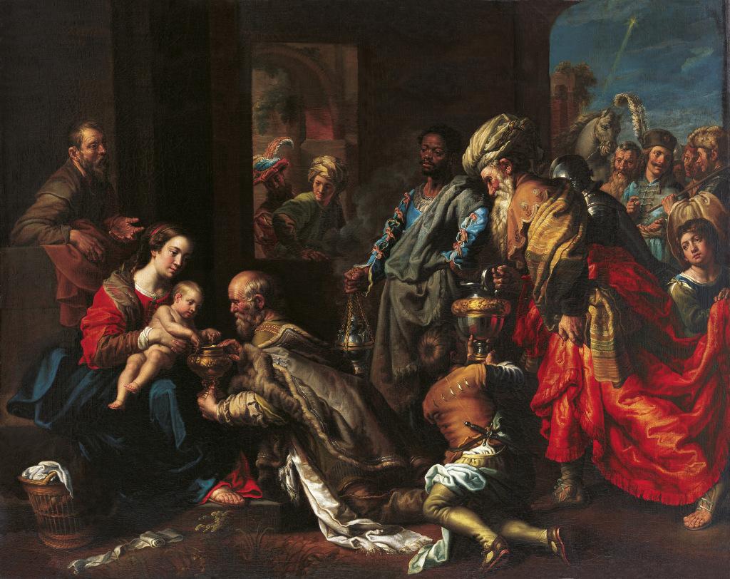 Théodore van Loon, L'Adoration des mages
