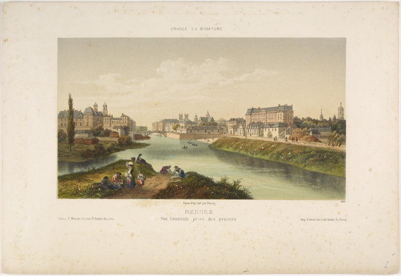 (c) Musée de Bretagne, Collection Arts graphiques