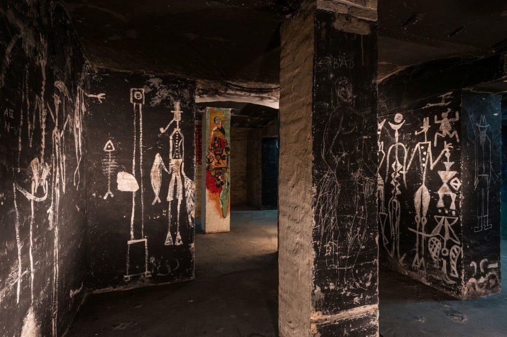 Akademie der Künste Pariser Platz Bilderkeller