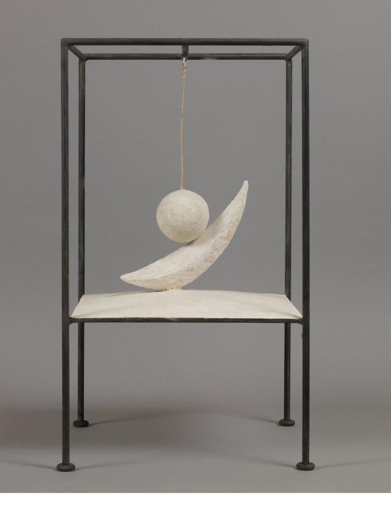 Alberto Giacometti, Boule suspendue