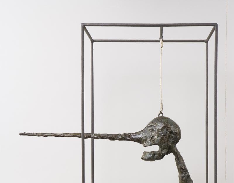Alberto Giacometti, Le Nez