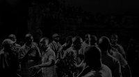 Republic of Congo. 2013. Crowd at the stadium. (c) Alex Majoli