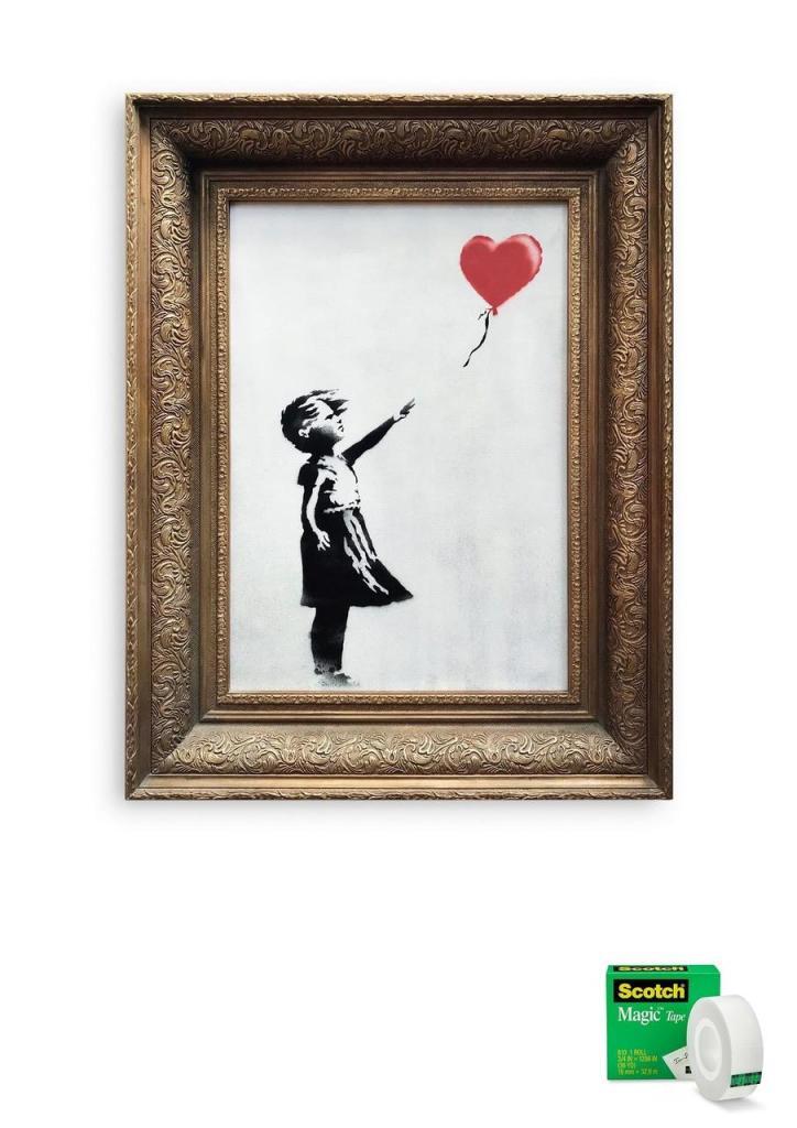 Banksy © Scotch