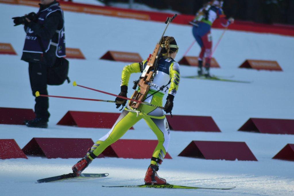 Biathlon European Championships 2017 - Sprint Women
