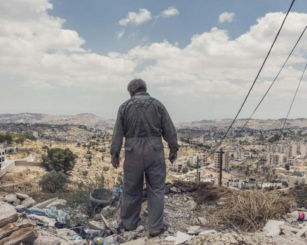 Beit Sahour, west Bank. Juin 2016