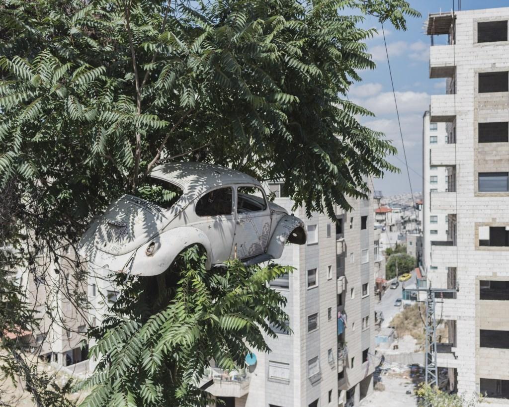 Bethlehem, West Bank. Mai 2016