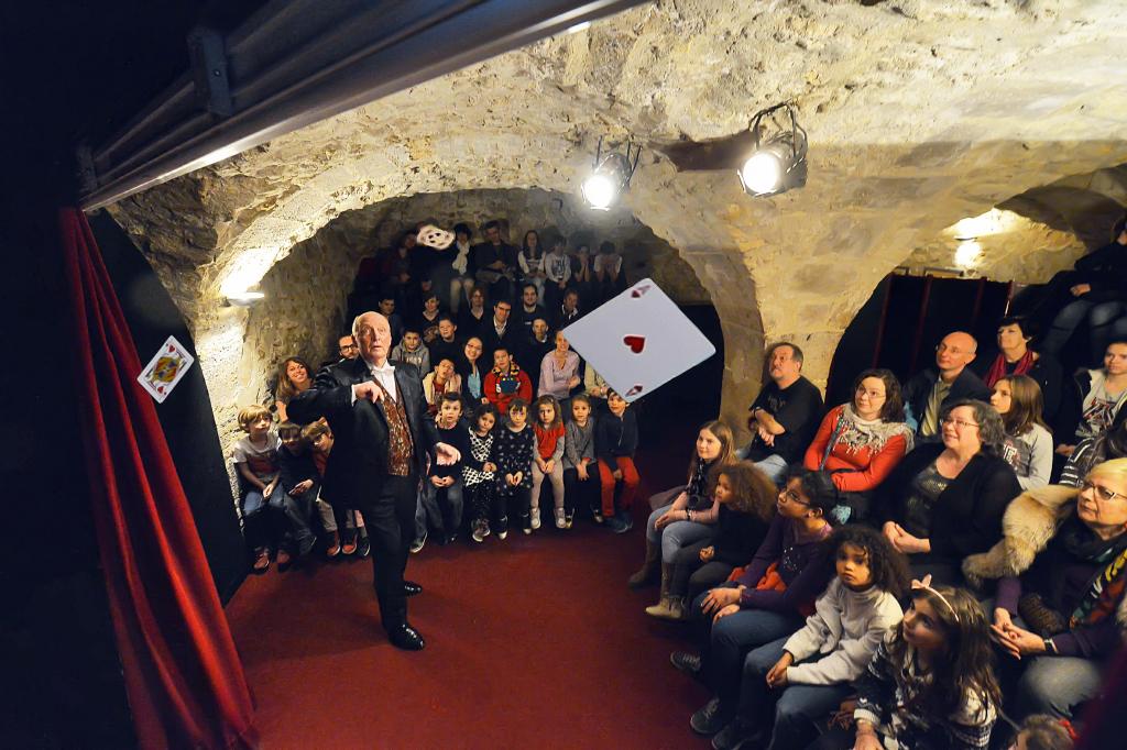 (c) Musée de la Magie, photo MIKELKL
