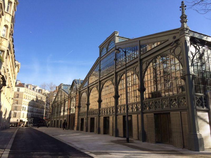 Carreau du temple, Paris, tous droits réservés