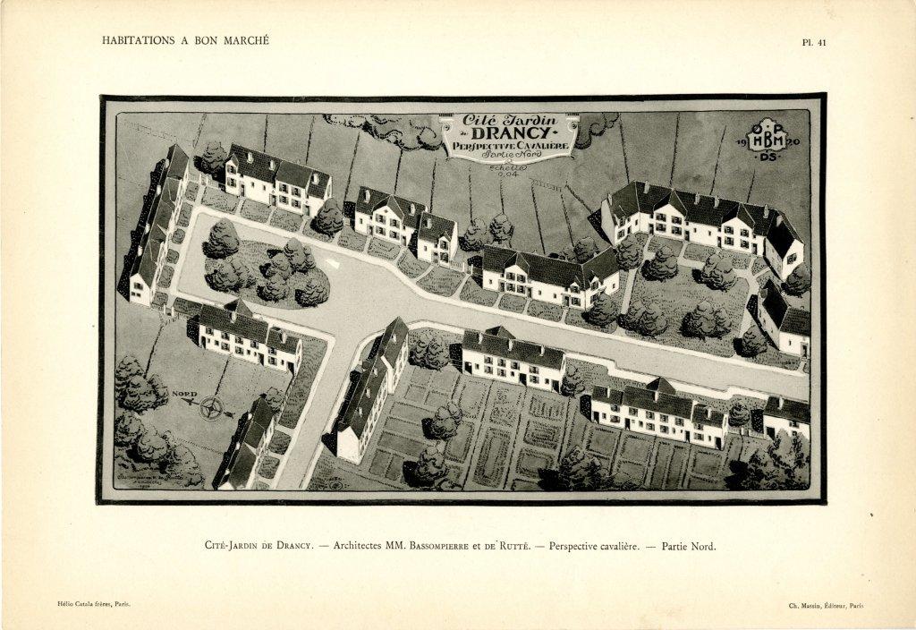 Cité-jardins de Drancy