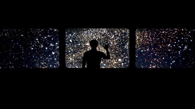© Cosmos Express, dispositif audiovisuel immersif de Joanie Lemercier