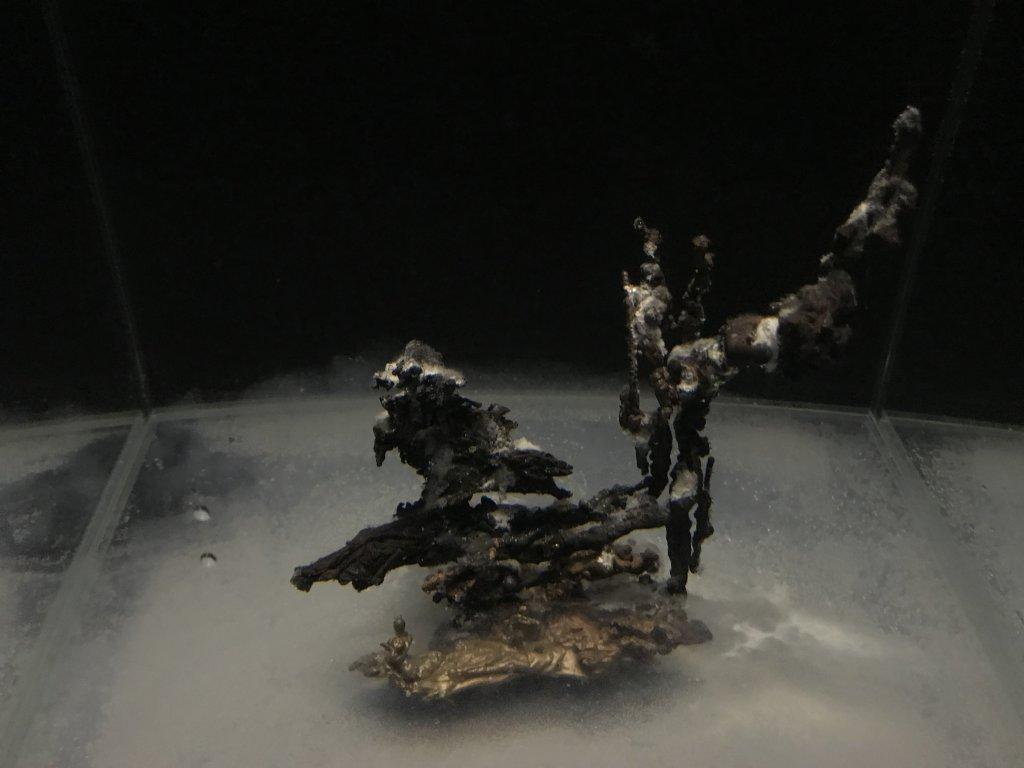 Vue de l'exposition Cycle Mutations Créations 3, La Fabrique du vivant, Erika Verzutti, Centre Pompidou, Paris (55)