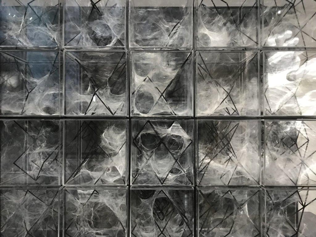 Vue de l'exposition Cycle Mutations Créations 3, La Fabrique du vivant, Erika Verzutti, Centre Pompidou, Paris (74)