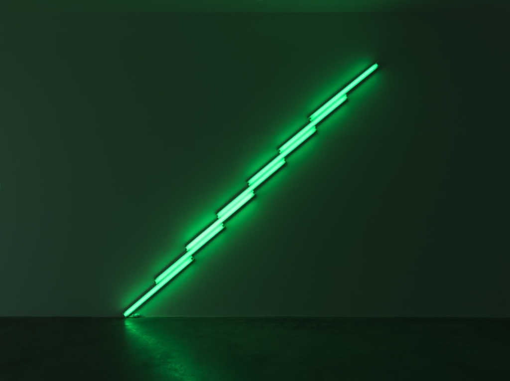 Dan Flavin, Untitled, 1975