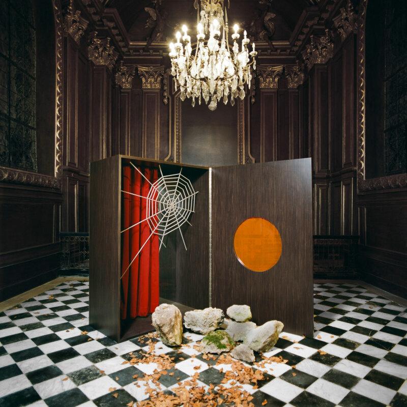© Annick Wetter Courtesy Galerie Laurent Godin © Delphine Coindet, Adagp Paris, 2015