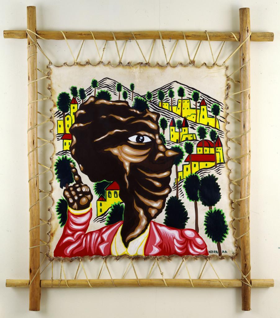 Hervé Di Rosa, Mister Africa – Etape 4 : Addis-Abeba, Ethiopie, 1996