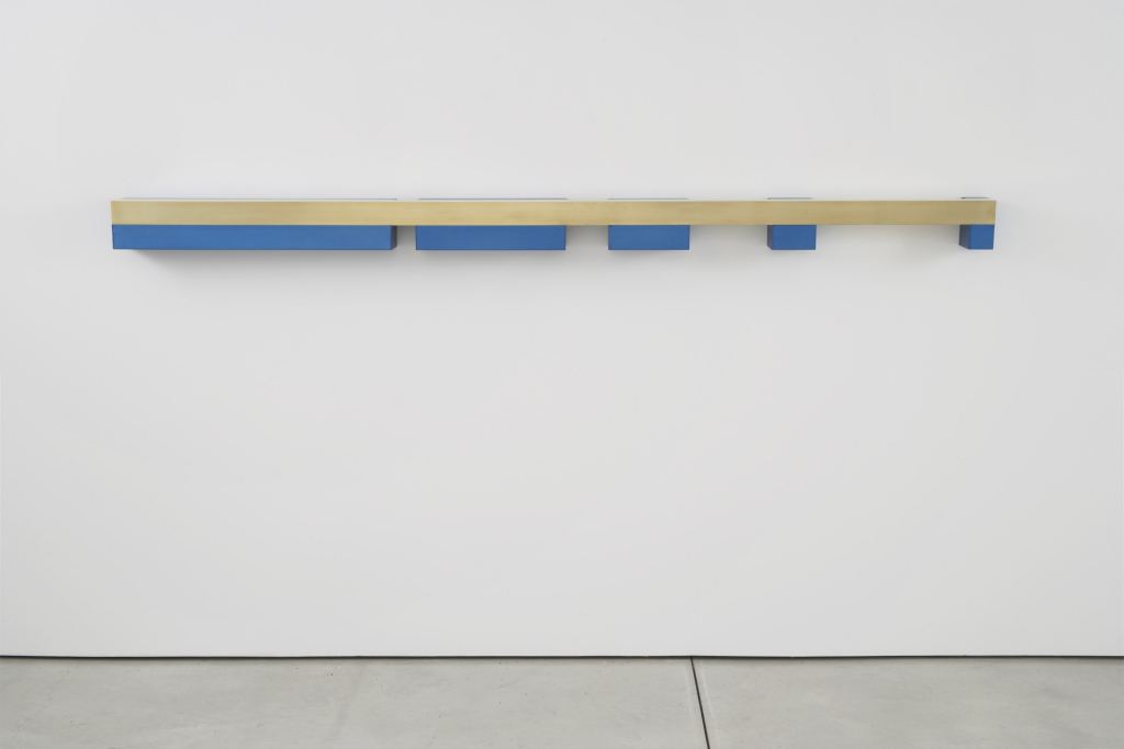 Donald Judd, Untitled (DSS 191), 1969