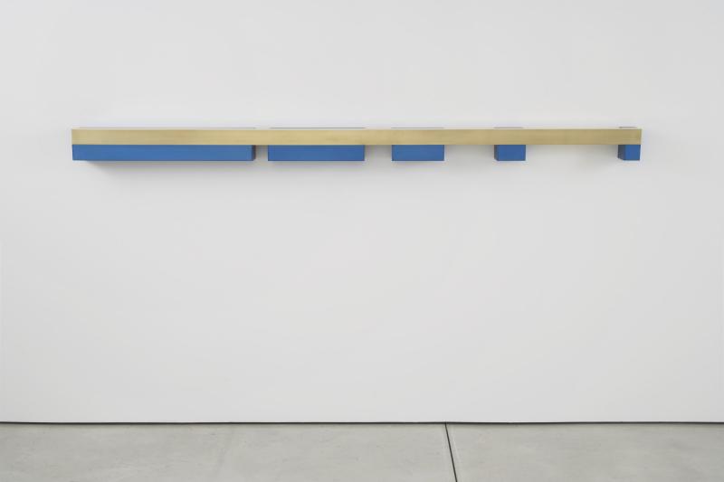 Courtesy  of  Paula  Cooper  Gallery,  New  York ©  Judd  Foundation  /  ADAGP,  Paris,  2018