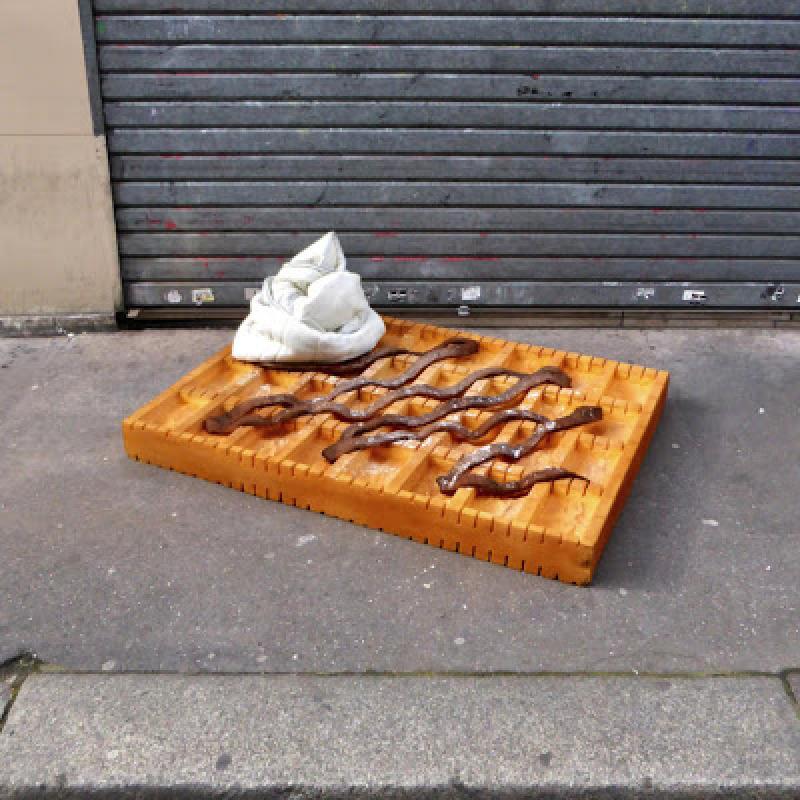 Eat me, gauffre, (c) Lor-K, tous droits réservés
