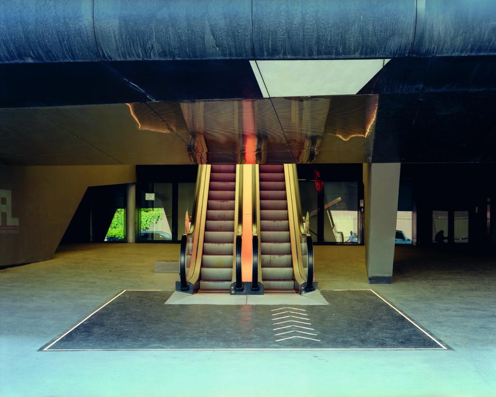 Entrée du Vaisseau par Jean Nouvel
