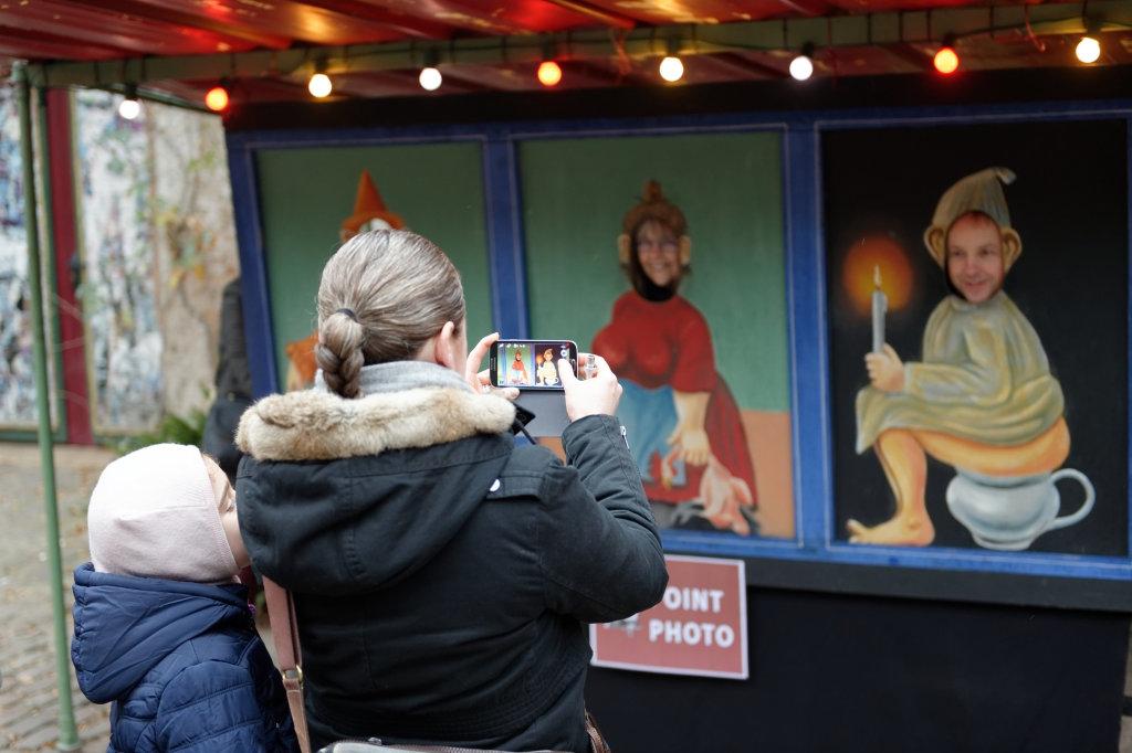 fonds de photographe forains au Festival du Merveilleux
