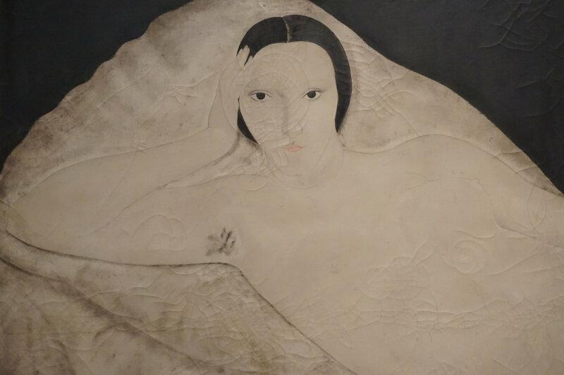Foujita à la Maison de la Culture du Japon (18)